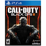 Call Of Duty Black Ops 3 Video Game-Playstation 4