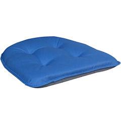 Klear Vu Gripper® DelightFill 2-Pack Twill Chair Cushions