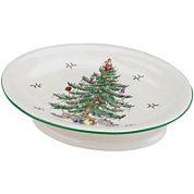 Spode® Christmas Tree Soap Dish