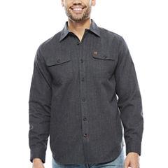 Coleman Long Sleeve Button-Front Shirt