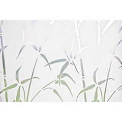 35inx78in Bamboo Door Privacy Film