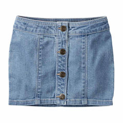 Carter's Denim Skirt - Preschool Girls