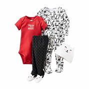 Carter's Girls Layette Set-Baby 0-24 Mos