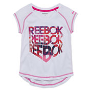 Reebok Graphic T-Shirt-Toddler Girls