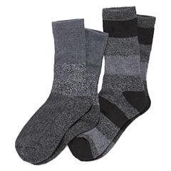 2-pk. Climate Smart Twist Socks-  Boys