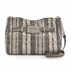 nicole By Nicole Miller Cassidy Crossbody Bag