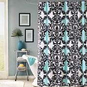 Intelligent Design Mia Shower Curtain