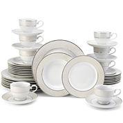 Mikasa Parchment 40-pc. Dinnerware Set