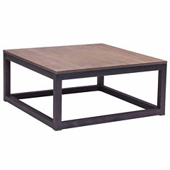 Zuo Modern Civic Center Square Coffee Table