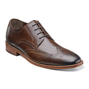 Florsheim® Montinaro Mens Leather Oxfords