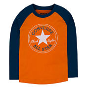 Converse Boys Graphic T-Shirt-Big Kid