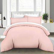 Pointehaven 200tc Duvet Cover Set