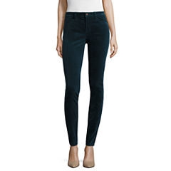 Stylus Skinny Fit Ankle Pants