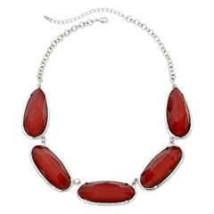 Mixit™ Red Stone Necklace