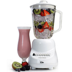 Elite Glass Jar Blender