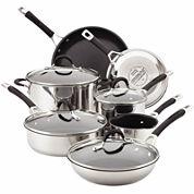 Circulon® Momentum 11-pc. Stainless Steel Nonstick Cookware Set