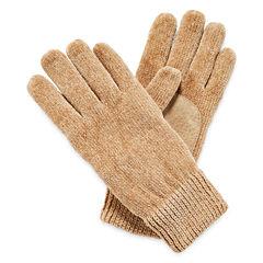Isotoner® Chenille Palm Gloves