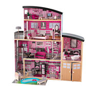 KidKraft® Sparkle Mansion Dollhouse with Furniture