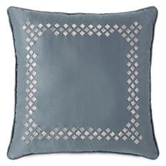 Royal Velvet Fresco Paisley Square Decorative Pillow