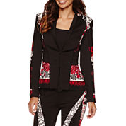 Bisou Bisou Seamed Jacket