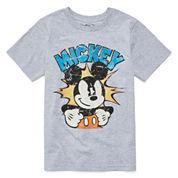 Disney Graphic T-Shirt-Big Kid Boys