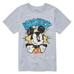 Disney Graphic T-Shirt-Big Kid Boys