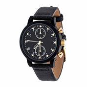 Xtreme Time Mens Black Bracelet Watch-Nwl413897bk-Bk