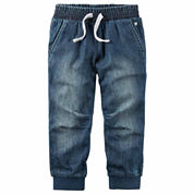 Carter's Cotton Jogger Pants - Preschool