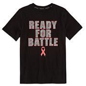 Xersion Breast Cancer Awareness T-Shirt - Preschool Boys 4-7
