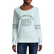 Burnout Sweatshirt- Juniors