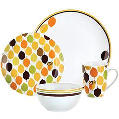 Rachael Ray® Little Hoot Dinnerware Collection