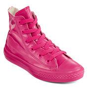 Converse® Chuck Taylor All-Star Rubber Girls High-Top Sneakers - Little Kids