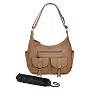 Rosetti® Power Play Rayna Shoulder Bag