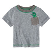 Arizona Boys Short Sleeve T-Shirt-Baby