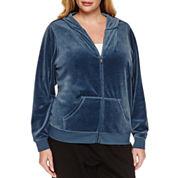 Made For Life Fleece Jacket-Plus