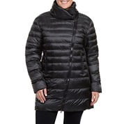 Champion® Long Insulated Puffer Jacket - Plus
