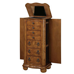 Porter Valley Jewelry Armoire