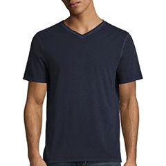 Decree Short Sleeve V Neck T-Shirt