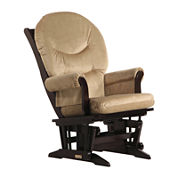 Dutailier® Ultramotion Sleigh Glider - Light Brown