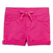 Arizona Girls Pull-On Shorts