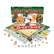 Italy-opoly Board Game
