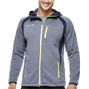 Free Country® Marled Fleece Performance Hoodie