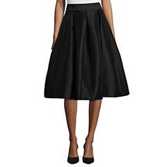 Ronni Nicole Full Tafetta Party Skirt