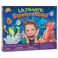 Scientific Explorer Ultimate Science Blast 24-pc. Discovery Toy