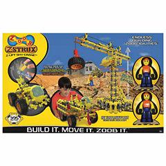 Zoob Z-Strux Lift Sky Crane Interactive Toy - Unisex