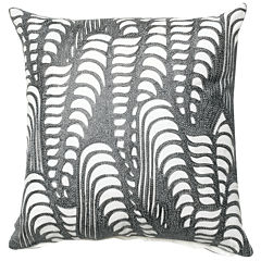 Square Aziza Decorative Throw Pillow