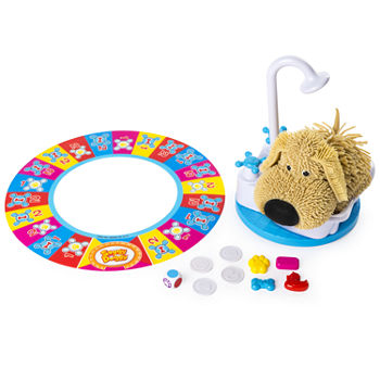 Spin Master Games Soggy Doggy Board Game For Kids With Interactive Dog Toy
