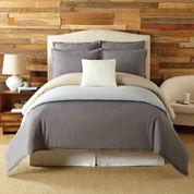 Caden Linen Blend 3-pc. Comforter Set & Accessories