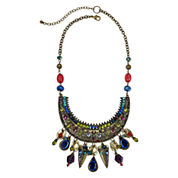 Aris by Treska Multi-Bead Collar Necklace