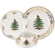 Spode® Christmas Tree Gold Collection 4-pc. Place Setting